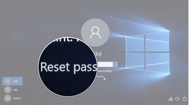 windows 10 wont recognize password